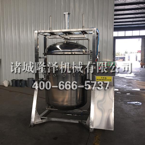 PLC纳豆蒸煮锅图片