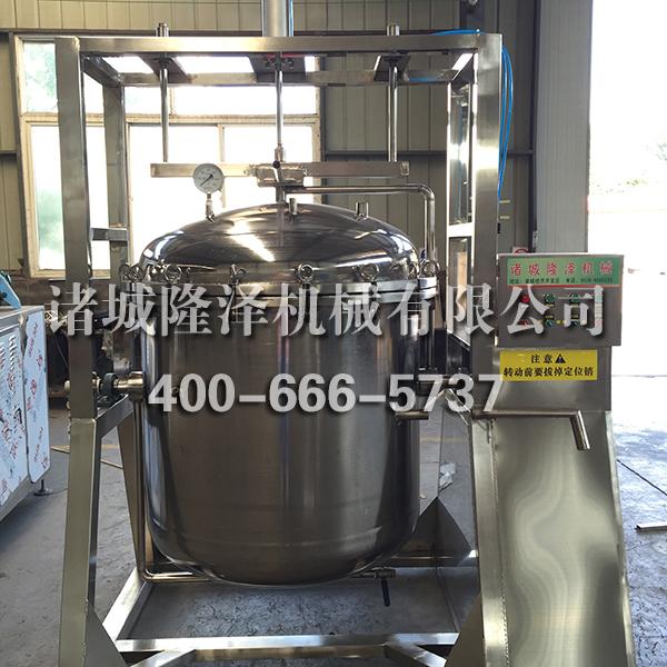 蒸汽蒸煮锅