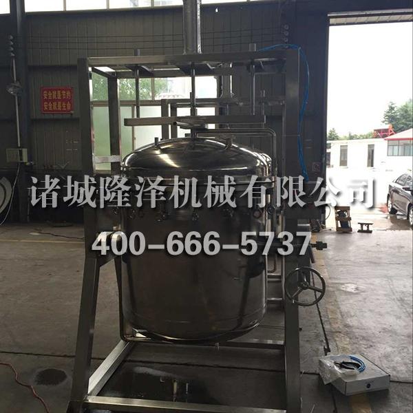 蒸汽蒸煮锅图片