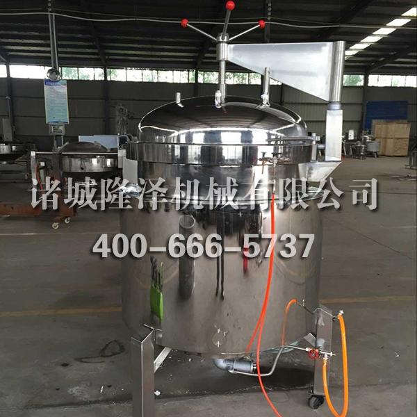蜜汁豆高压蒸煮锅