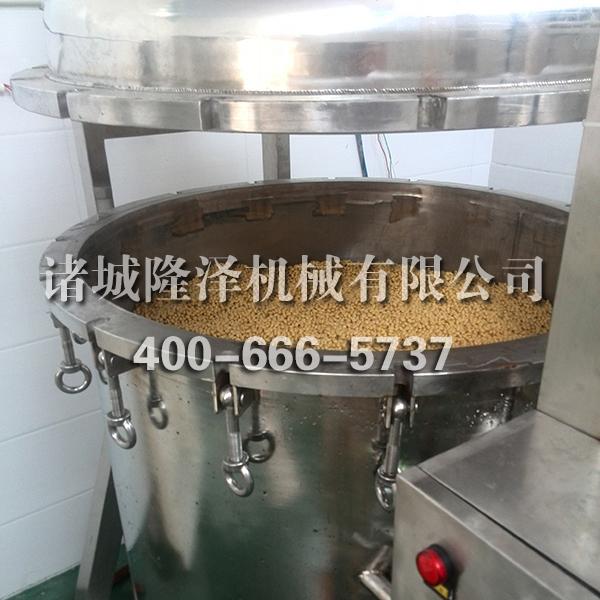 中药高压蒸煮锅