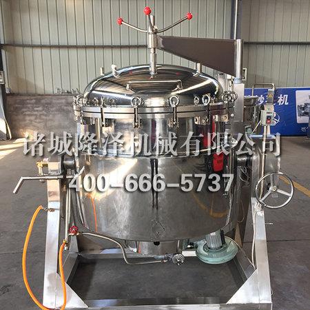 【蒸汽高压蒸煮锅】商用高压蒸煮锅厂家