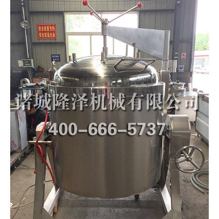 黑豆高压蒸煮锅