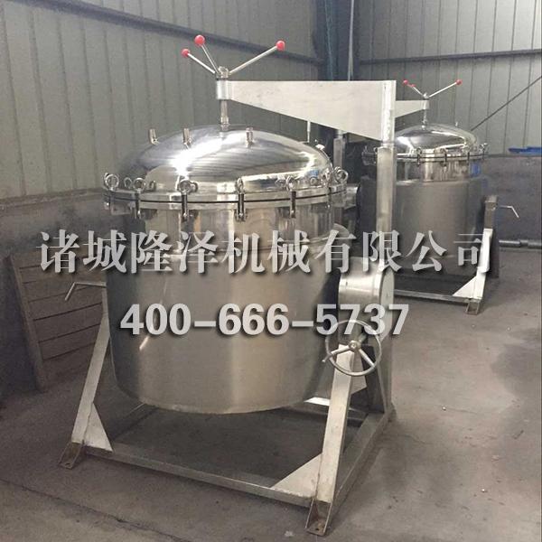 黄豆纳豆高压蒸煮锅