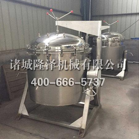 商用高压蒸煮锅